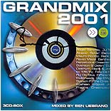 CD-Cover des Grandmix 2001