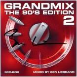 CD-Cover des Grandmix The 90's Edition 2
