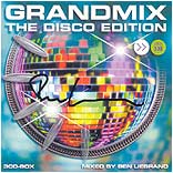 CD-Cover des Grandmix The Disco Edition