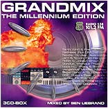 CD-Cover des Grandmix The Millennium Edition