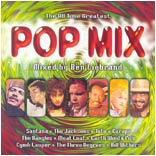CD-Cover des All Time Greatest POP MIX